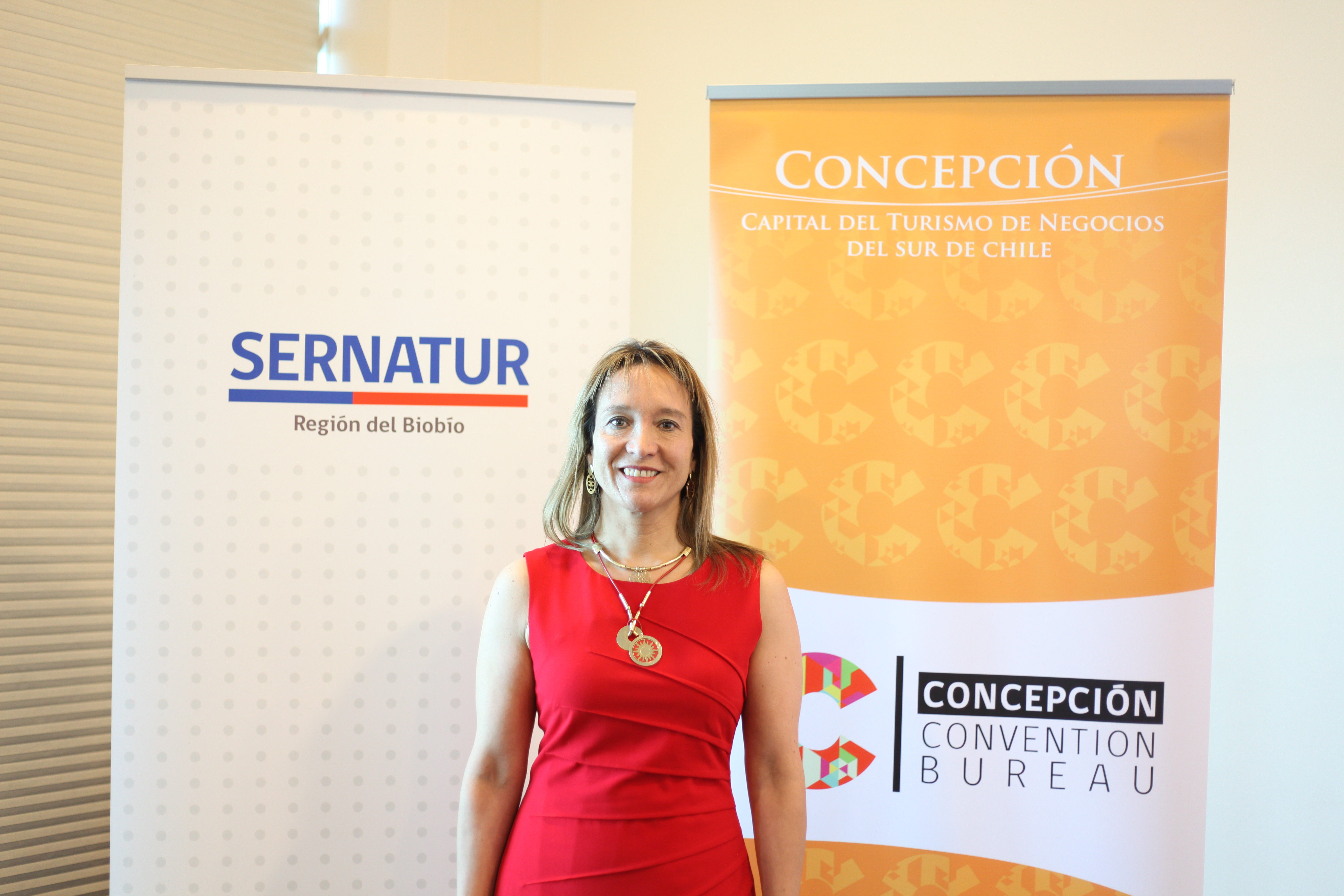 Pamela Navarro Oyarzún, directora provincial Sernatur Biobío