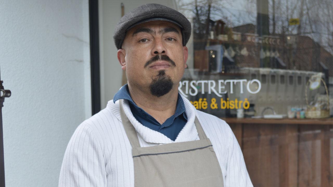 Patricio Toro Torres. Ristretto Coffee & Bar Truck