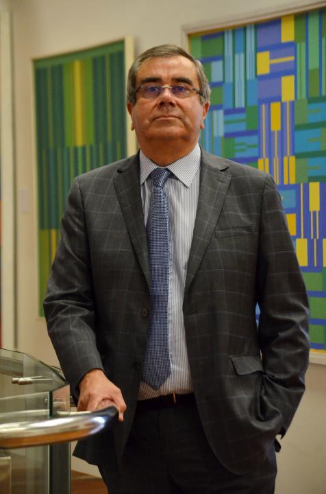 Dr. Álvaro Rojas Marín, rector UTalca
