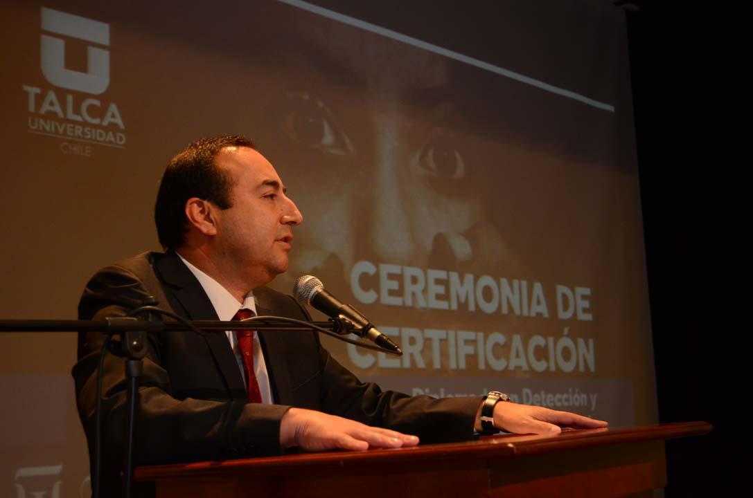 CEPA U. Talca diplomado en Detección y Atención de Violencia Intrafamiliar