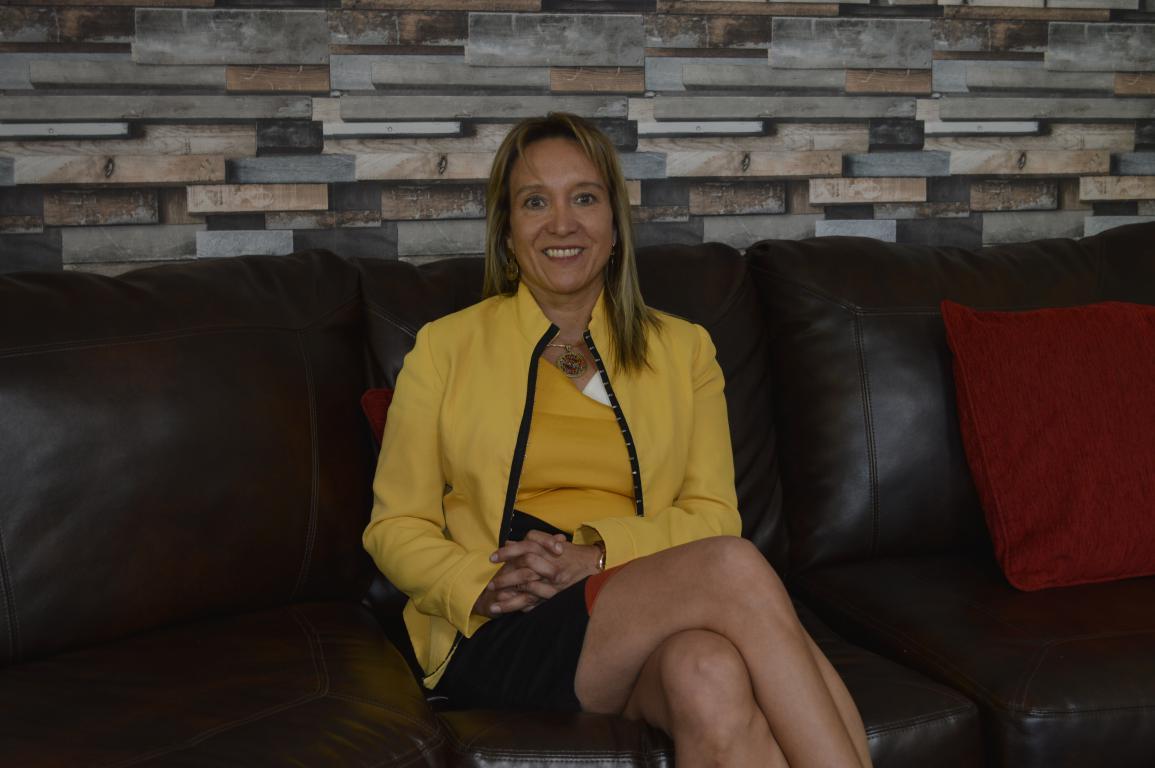Photo of Pamela Navarro Oyarzún, Directora Provincial Sernatur Biobío