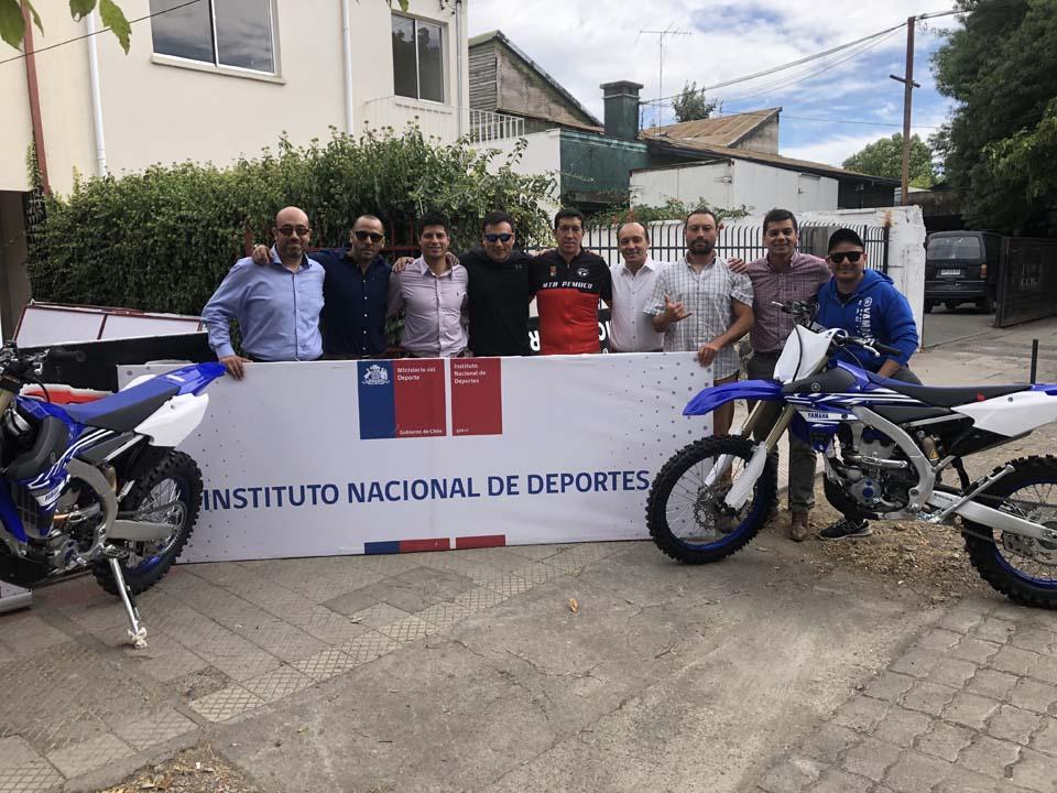 "El turismo y el deporte se unen en ""Ñuble Sports Tour"""