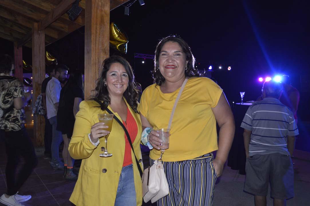 Macarena Romero y Patricia Carrasco