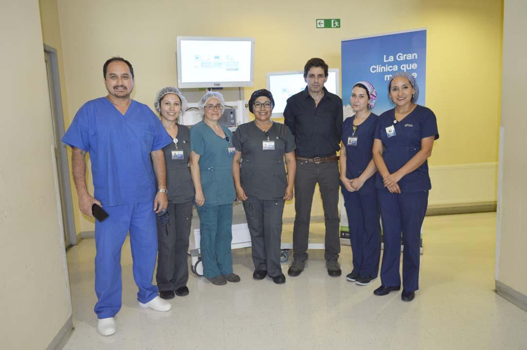 Clínica Chillán incorpora moderna tecnología para Ñuble