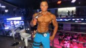 Felipe Jara, Men's Physique