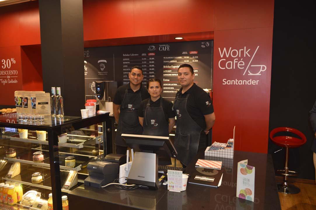 Photo of Work Café Santander Chillán. Una innovadora propuesta para los clientes y emprendedores de Ñuble