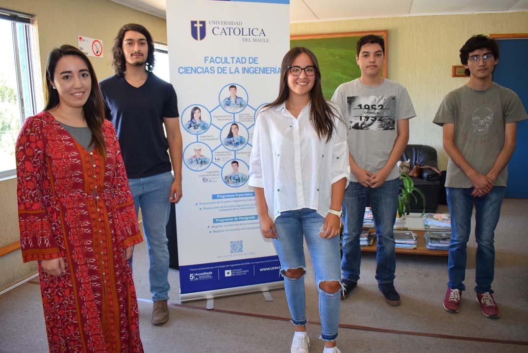 Photo of Los mejores puntajes matriculados responden por qué eligieron la Facultad de Ciencias de la Ingeniería UCM