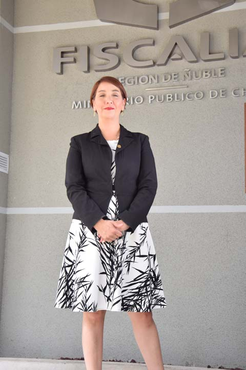 Nayalet Mansilla Donoso, Fiscal Regional de Ñuble