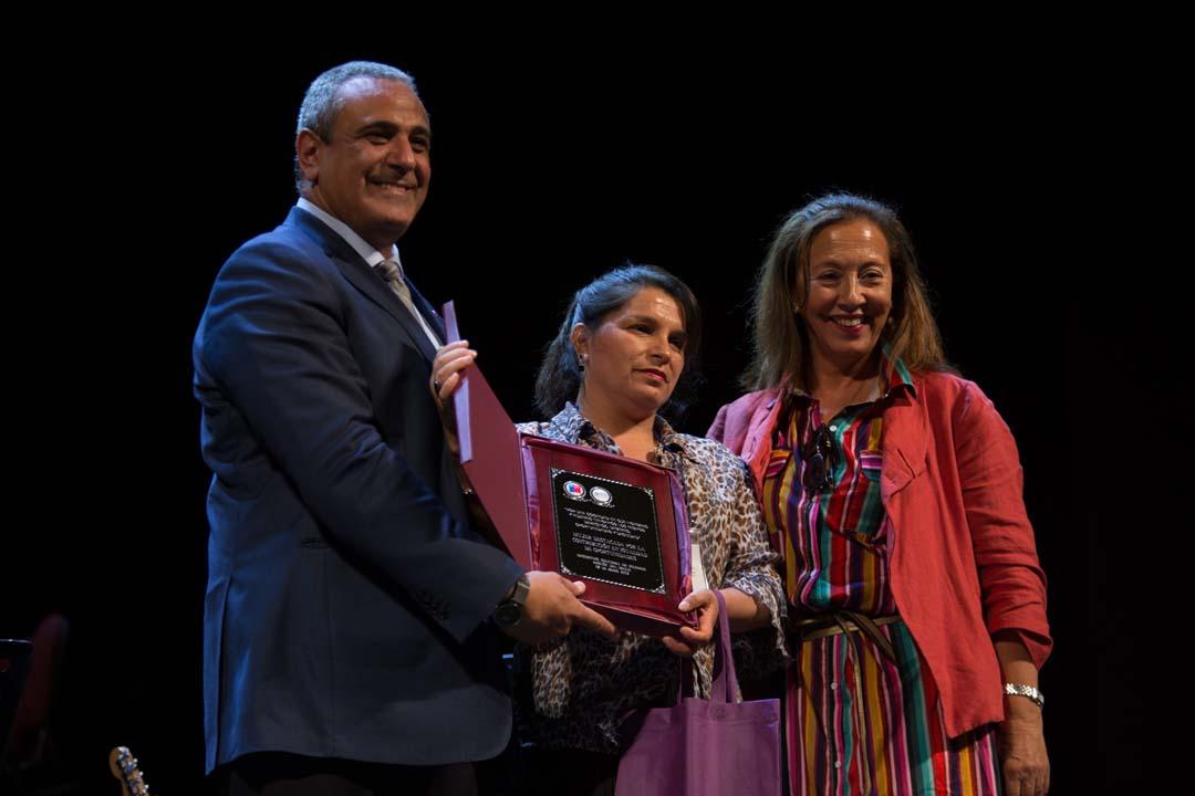 Maule celebró Día Internacional de la Mujer