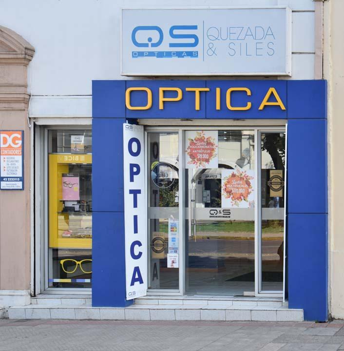 Ópticas Quezada & Siles S.A