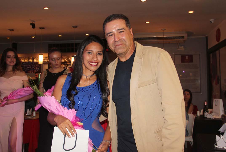 Nadia Carvajal y Gonzalo Parra