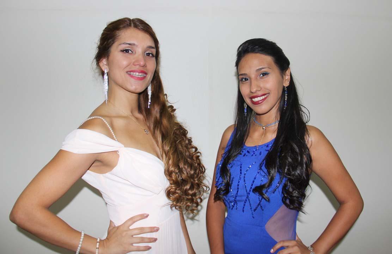 Danitza Villagra y Nadia Carvajal