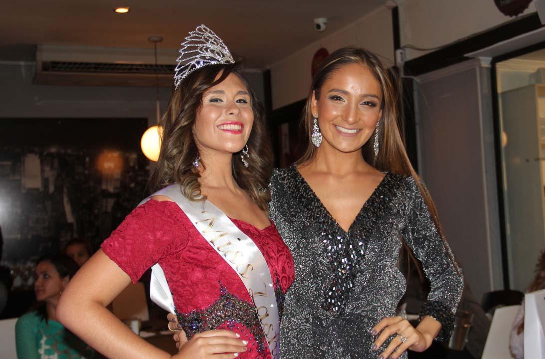 Valentina Silva y Camila Santander