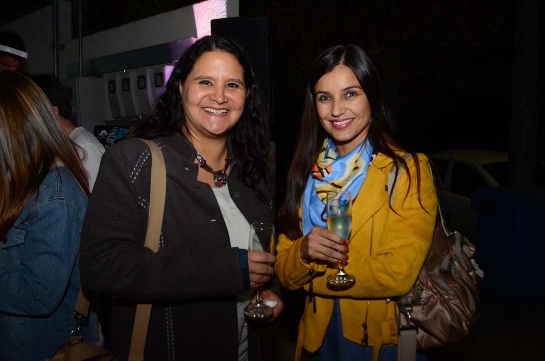 Andrea Herrera y Carol Amaro