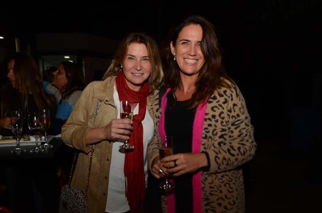 Claudia Bozzo y Pilar Urzúa