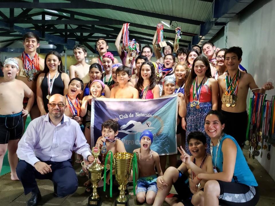 Club de Natación Olimpo Chillán
