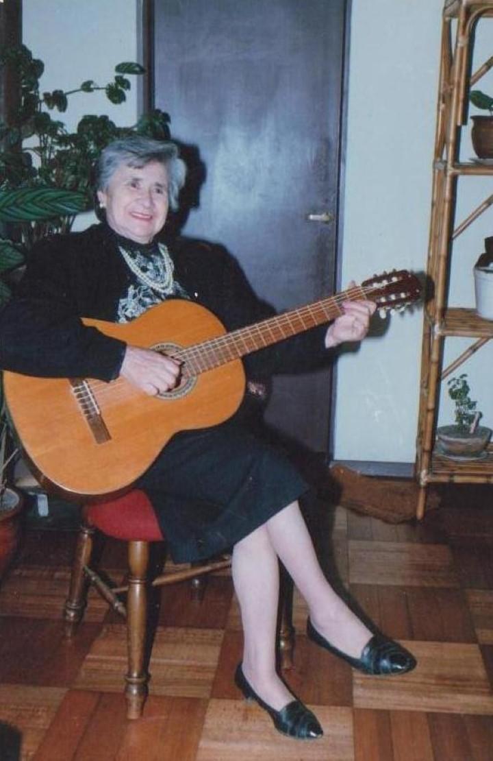 Elisa Torres Conjunto Peñihuén