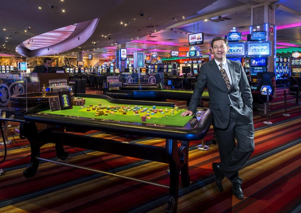 Nicolás Imschenetzky, empresario y presidente del Casino Marina del Sol