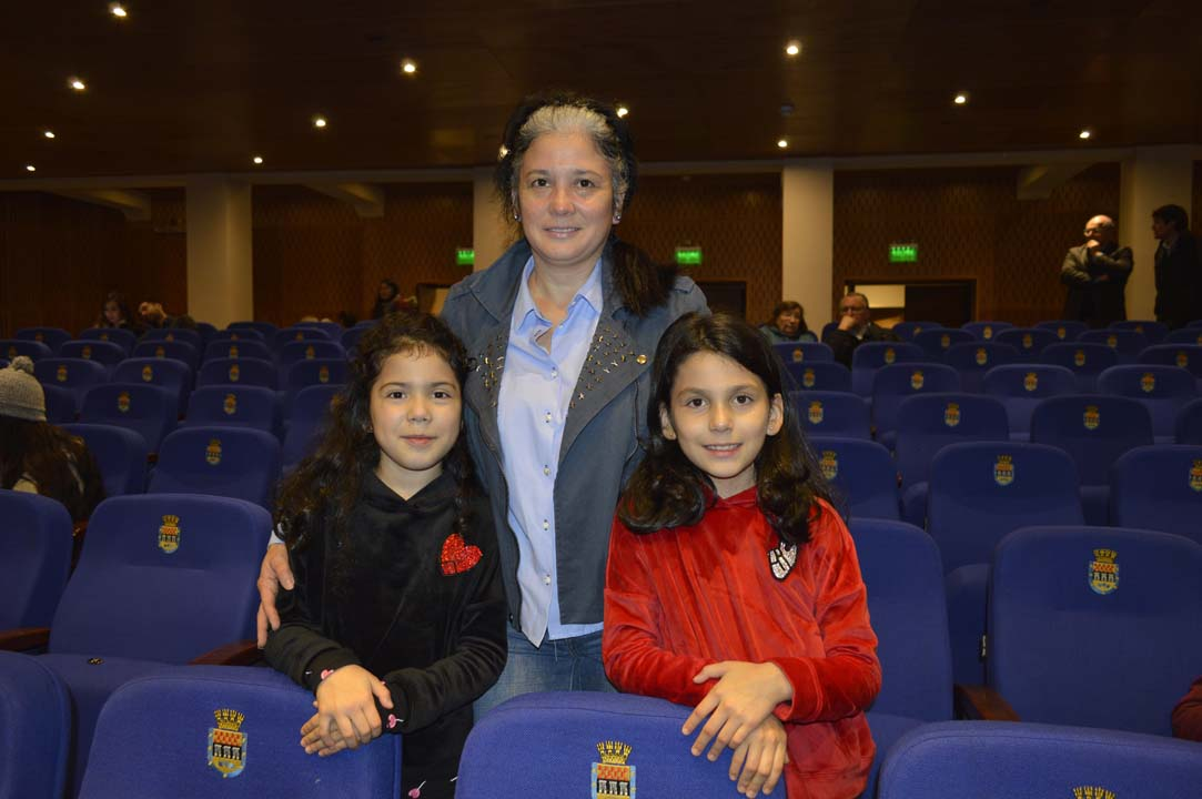 Rocío Miranda, Cynthia Sánchez y Leonor Miranda