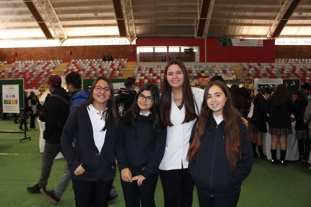 Ponencia de Beatriz Sánchez a los estudiantes