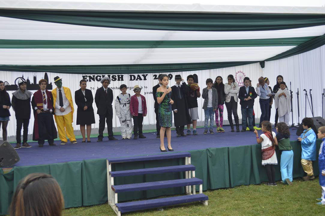 Photo of The Wessex School Chillán. 4 ht Annual English Day 2019