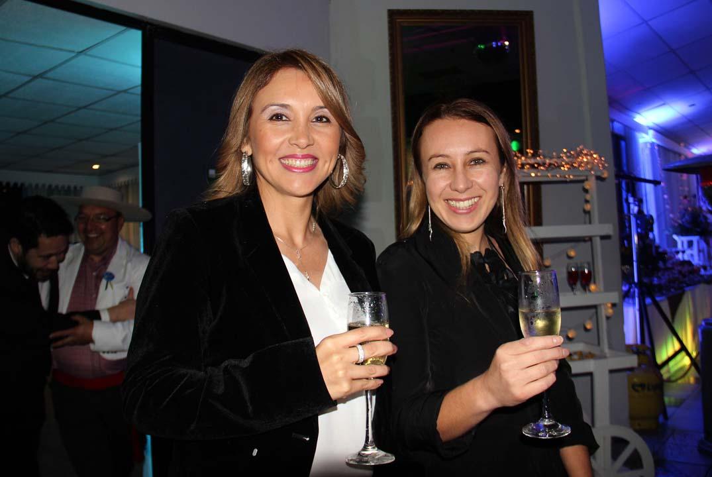 Marcela Vergara y Priscila Grgurina