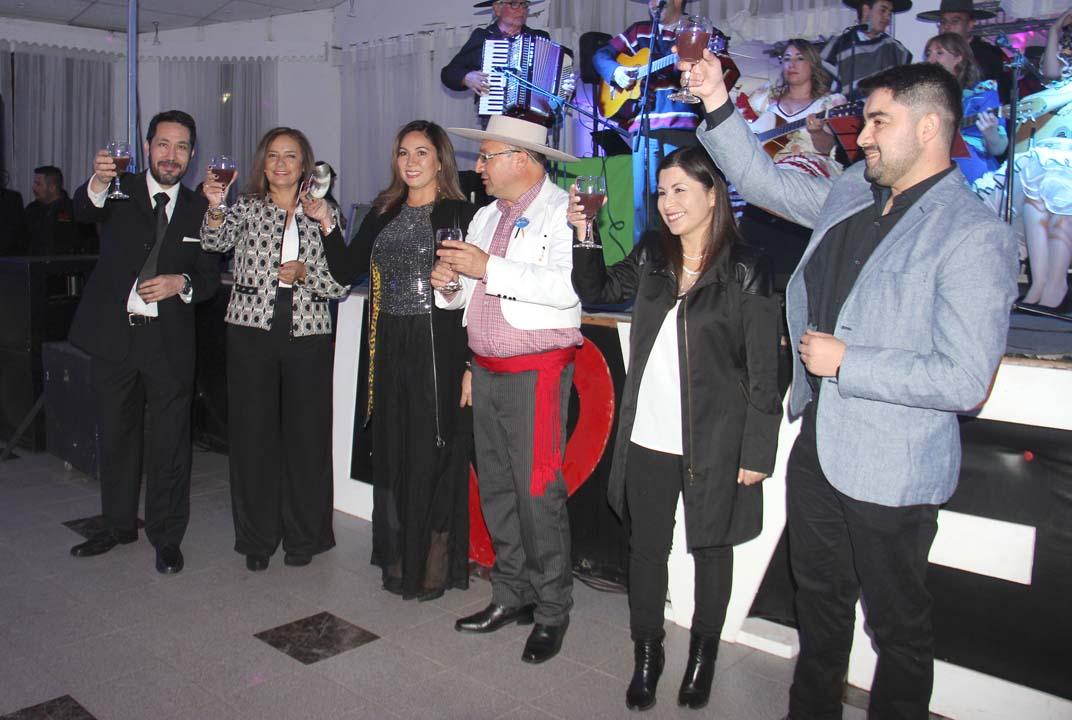 Clínica Chillán celebró su aniversario Nº11
