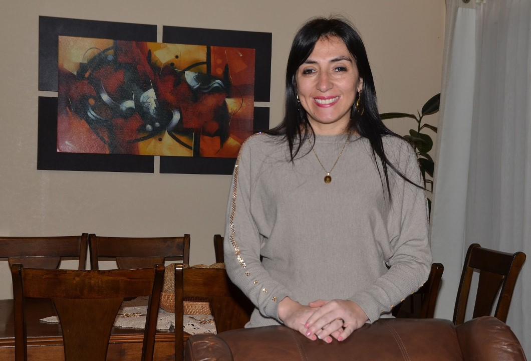 Photo of Cristina Bravo, consejera regional del Maule