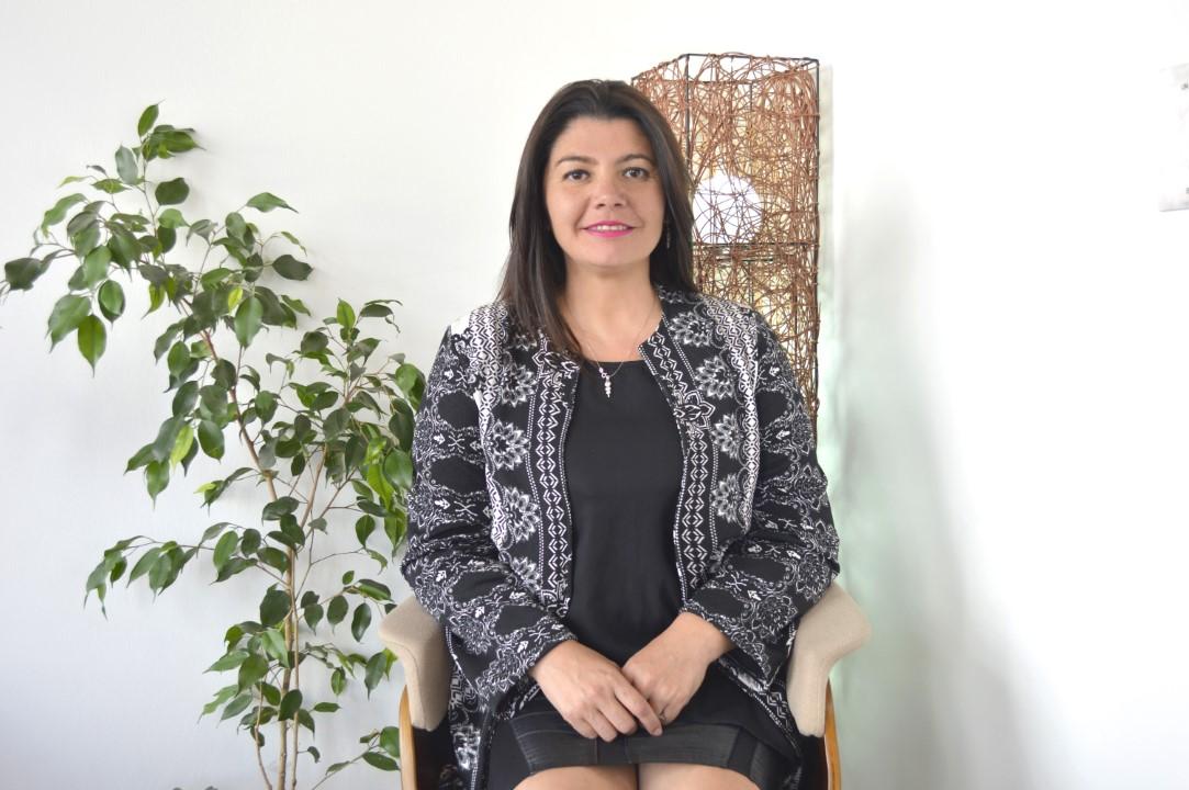Fabiola Molina, gerenta OTEC Millán Capacitaciones