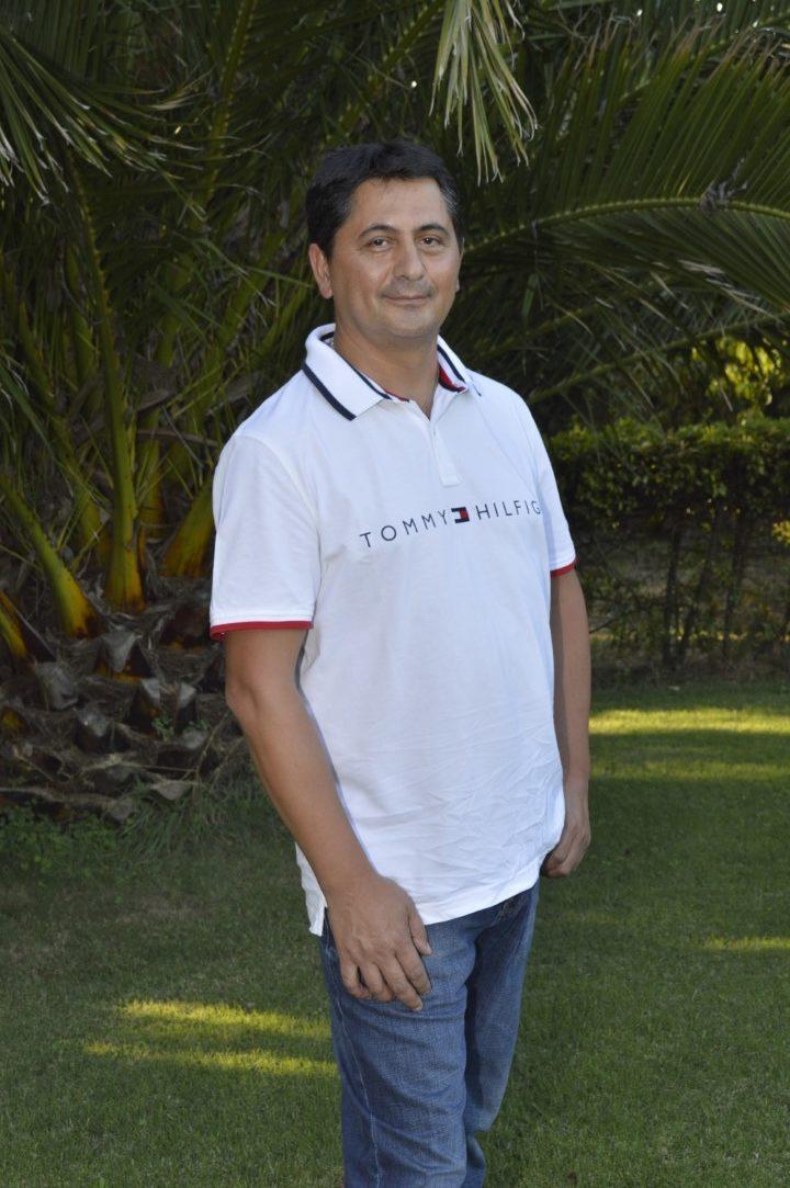 Dr. Luis Medina, presidente del Colegio Médico de Los Ángeles