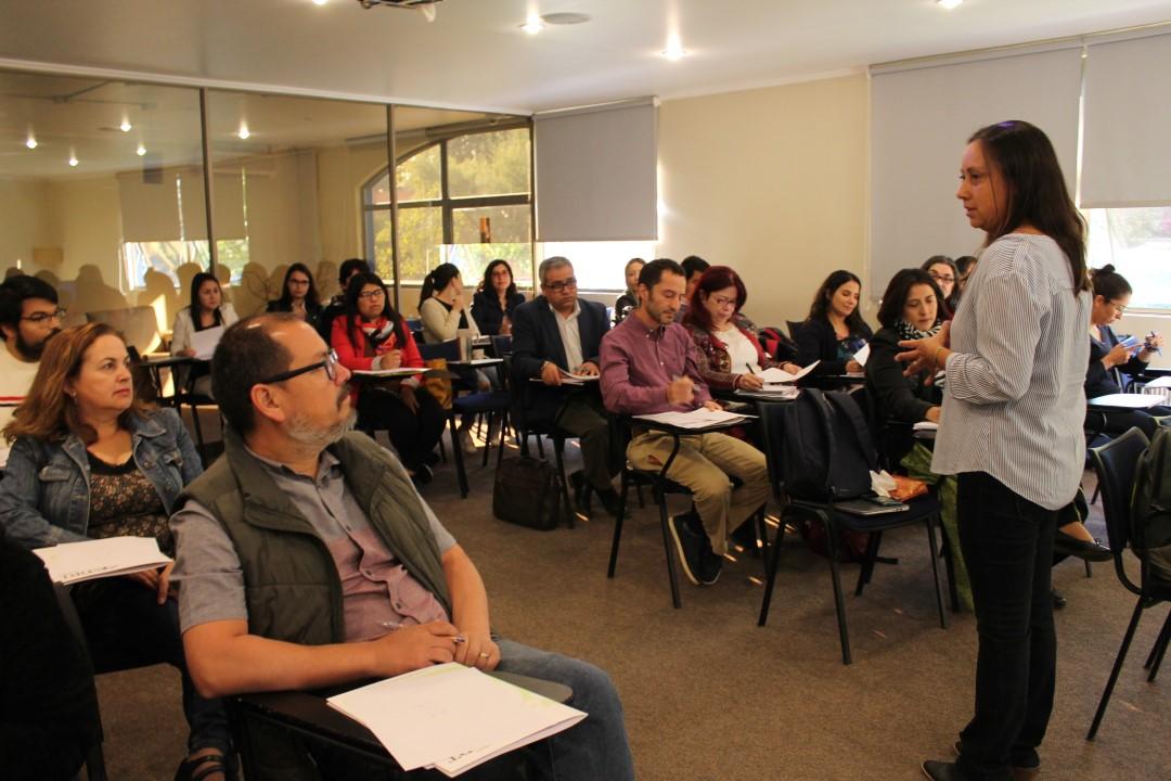 Facultad de Psicología U. Talca organiza capacitación en Terapia Conductual Dialéctica (DBT)