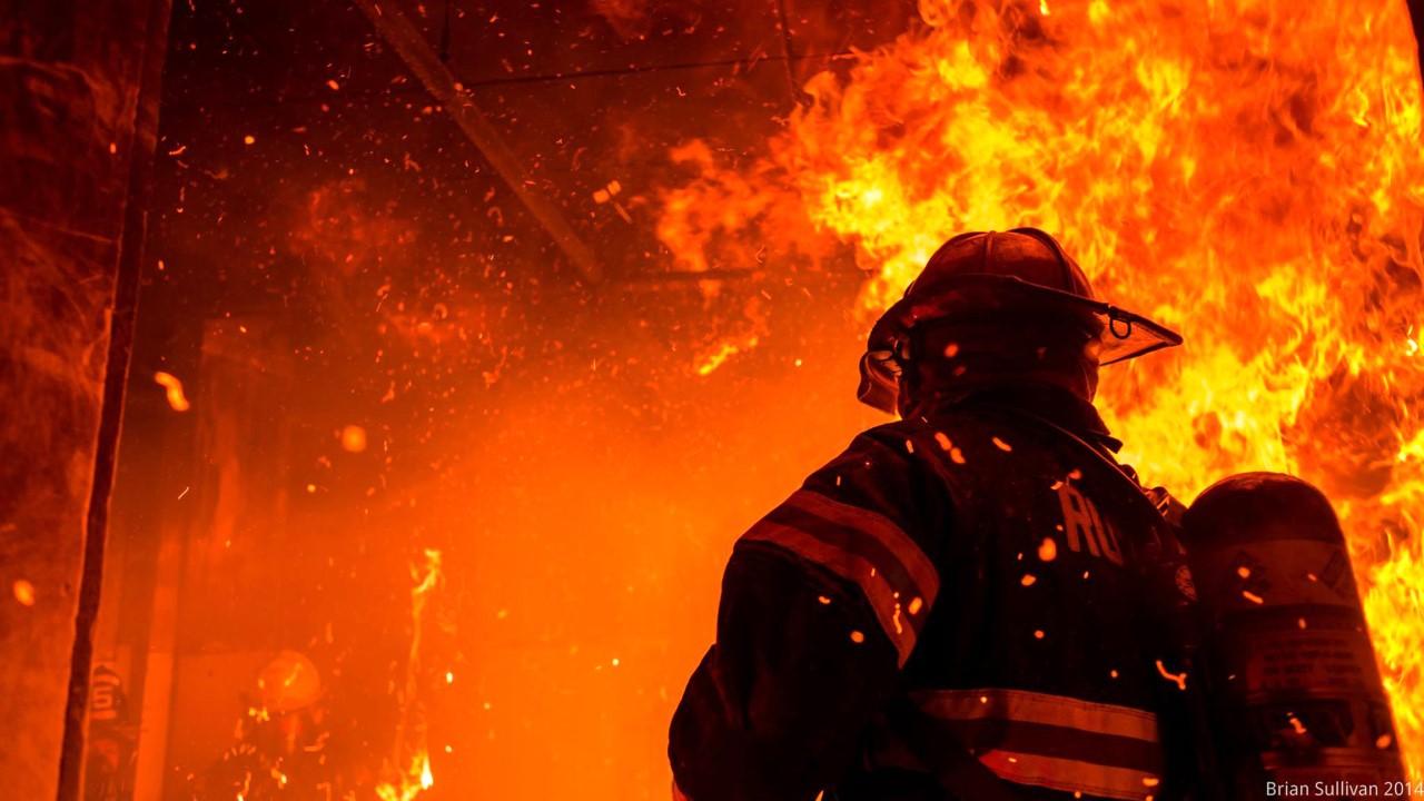 Héroes del fuego