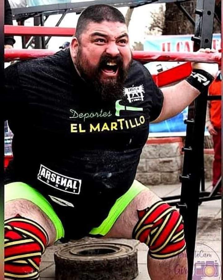 EL VIKINGO Edgardo Leal Contreras