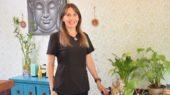 Amparo Balbontín Solar, Kinesióloga - Directora Centro de Estética AQUA SPA