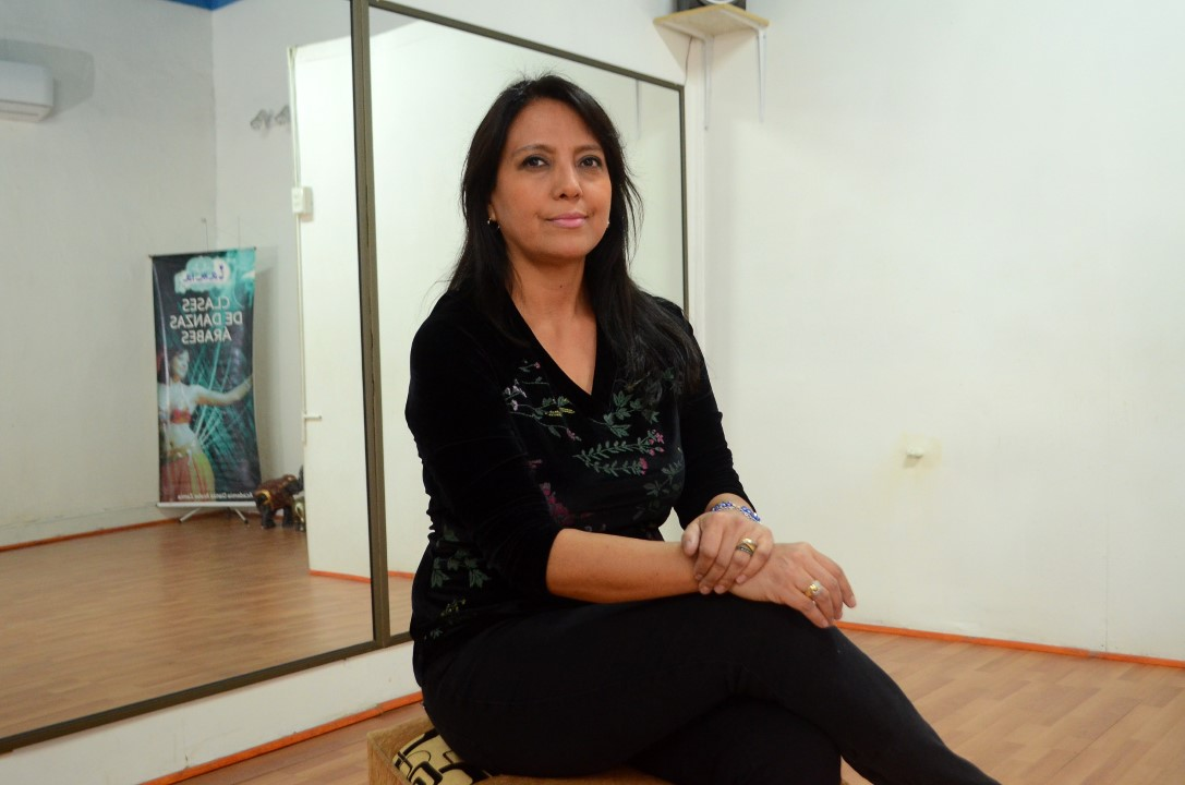 Pilar Espinoza, emprendedora talquina