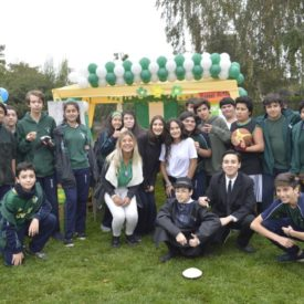 The Wessex School Chillán. 4 th Annual English Day 2019