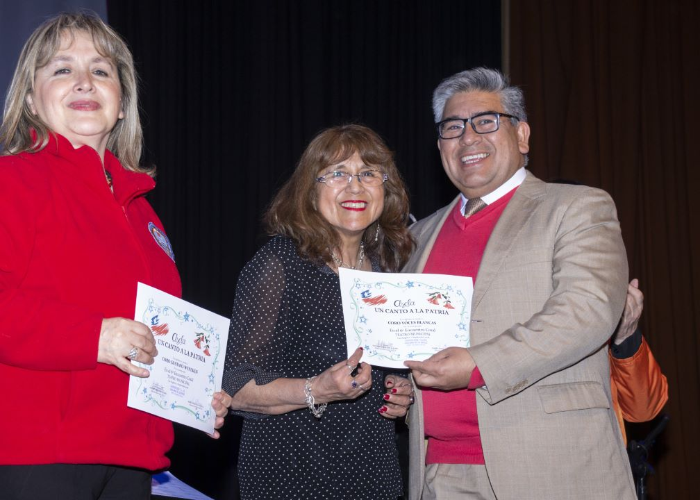 Agrupación Social y Cultural Sta. María de Los Ángeles