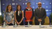 Clínica Chillán apoya a joven triatleta de Ñuble