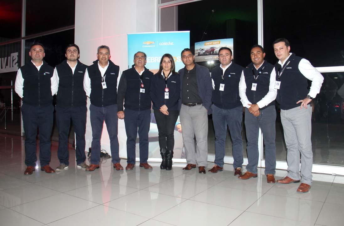 Juan Pablo Renault, Gerente Zonal y personal Coseche Chillán