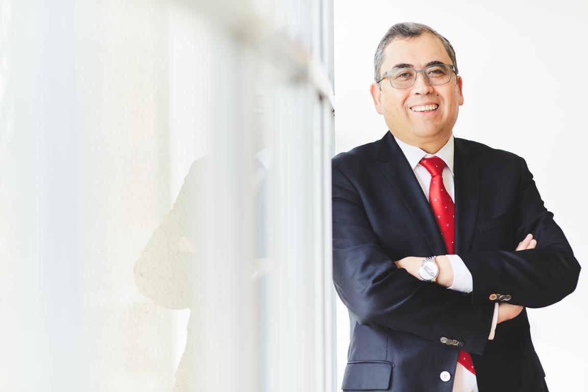 Darío Araya Torres, Abogado U. de Concepción