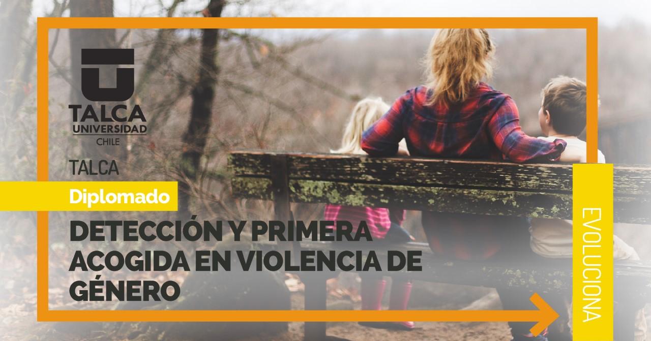 Diplomado Detección y Primera Acogida en Violencia de Género