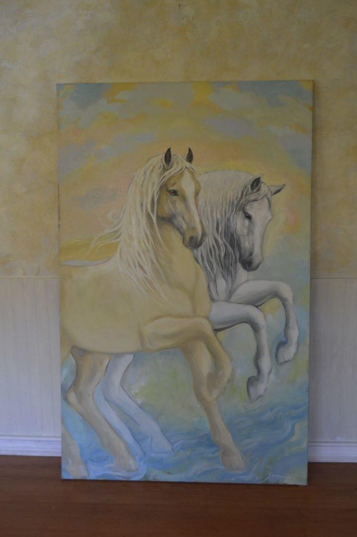 Sonia Carrasco Stuparich, pintora