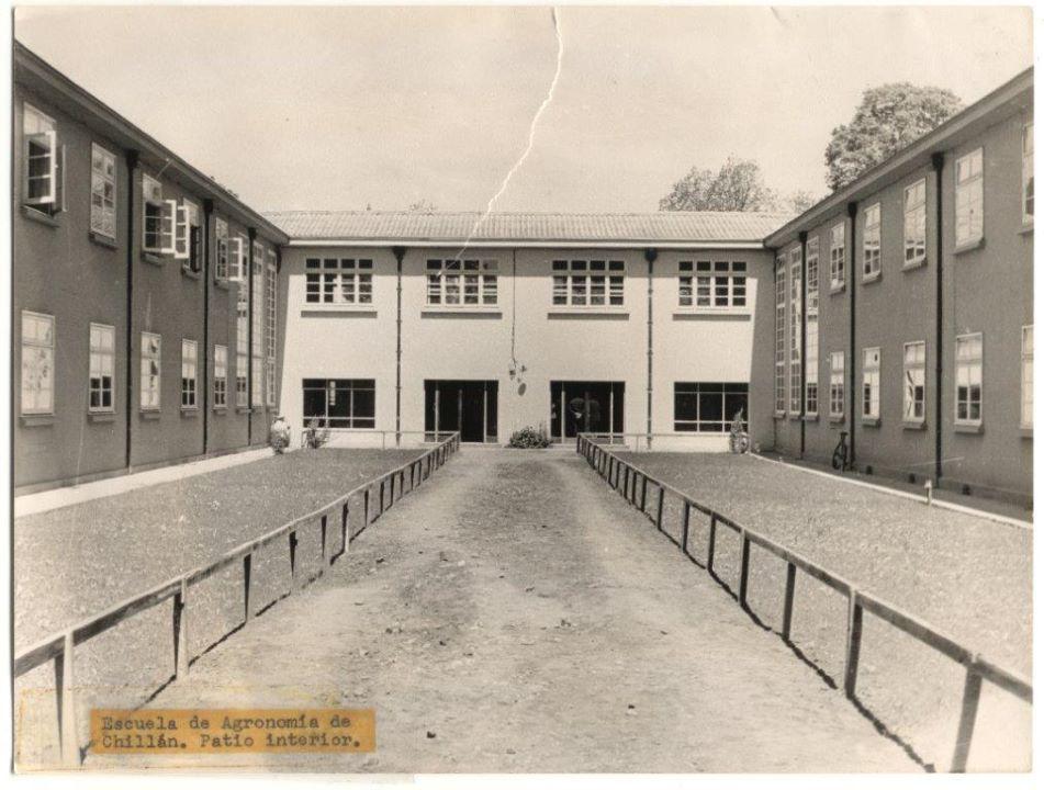 Universidad de Concepción 1954