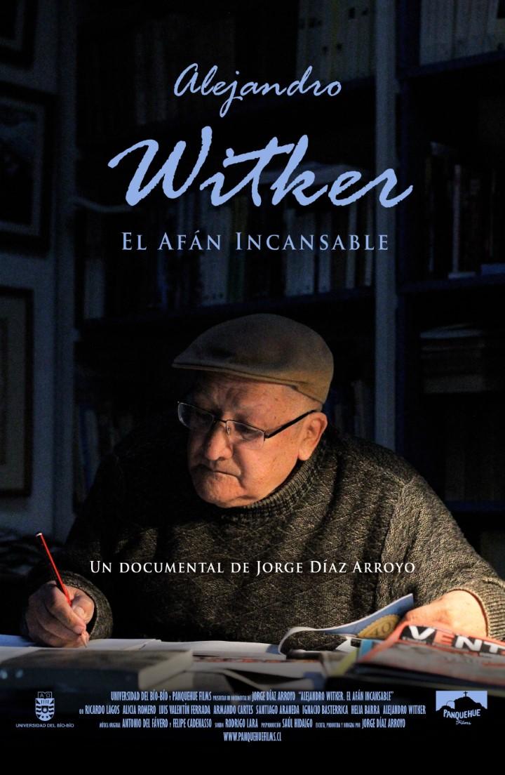 documental Alejandro Witker, el afán incansable