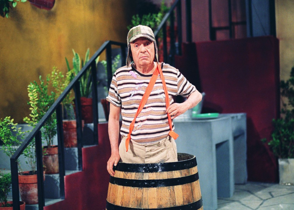 Photo of Felipe Díaz como El Chavo del 8