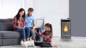Elige calefacción a Pellet