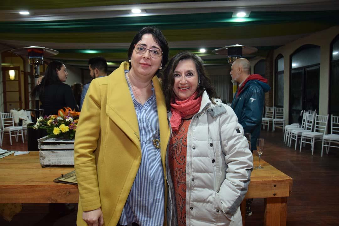 Myriam Cerpa y Sandra Cárcamo Cabrera