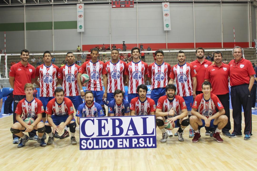 Photo of Jaime Grimalt Suárez, entrenador equipo de vóleibol Linares