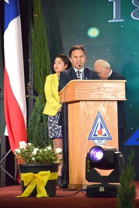 Nelson Marín Ávila, Director de educación municipal de Chillán