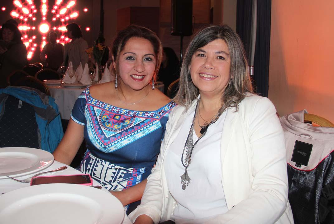 Claudia Concha y Marcela Sepúlveda